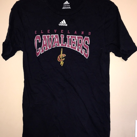 Youth Size Adidas Cavaliers Tshirt Large Cleveland amp; Shirts Tops qx0wrXSv0